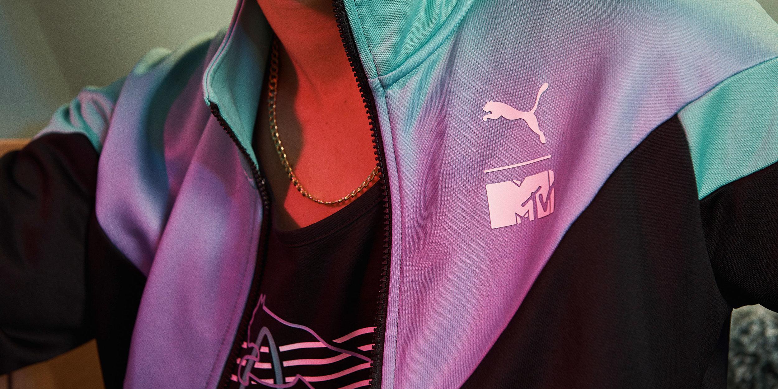 PUMA X MTV -