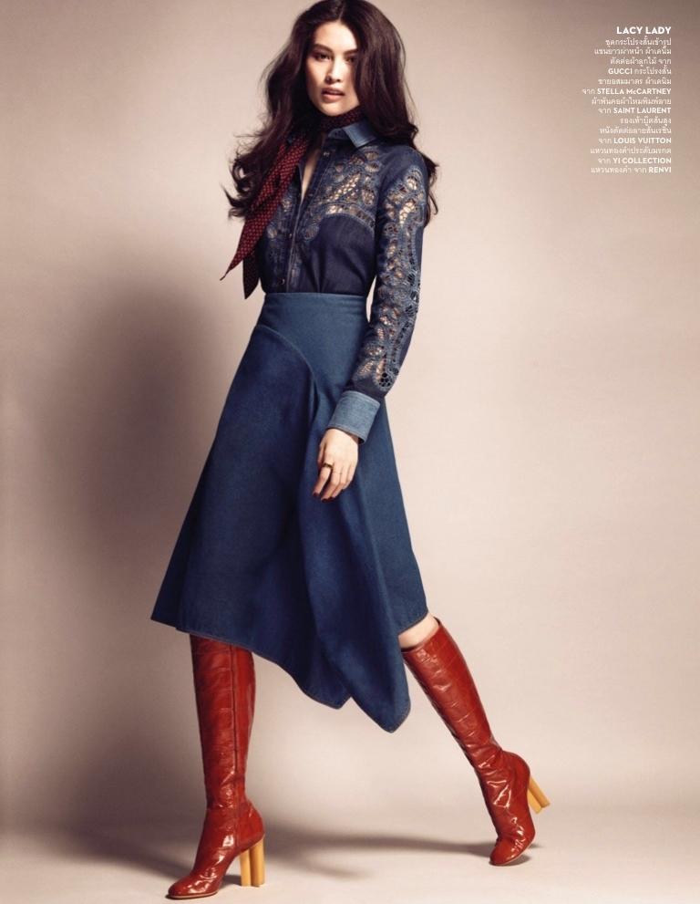 Vogue Thailand May 2015 x RENVI