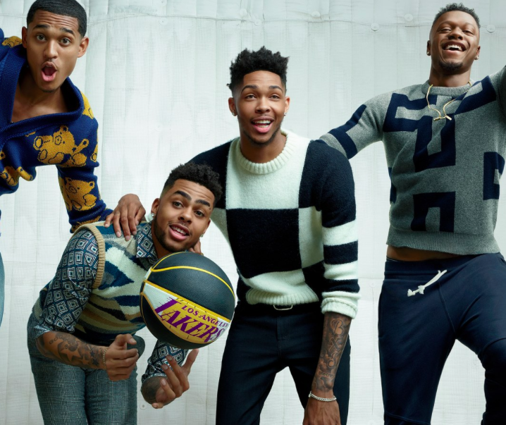 Lakers x GQ