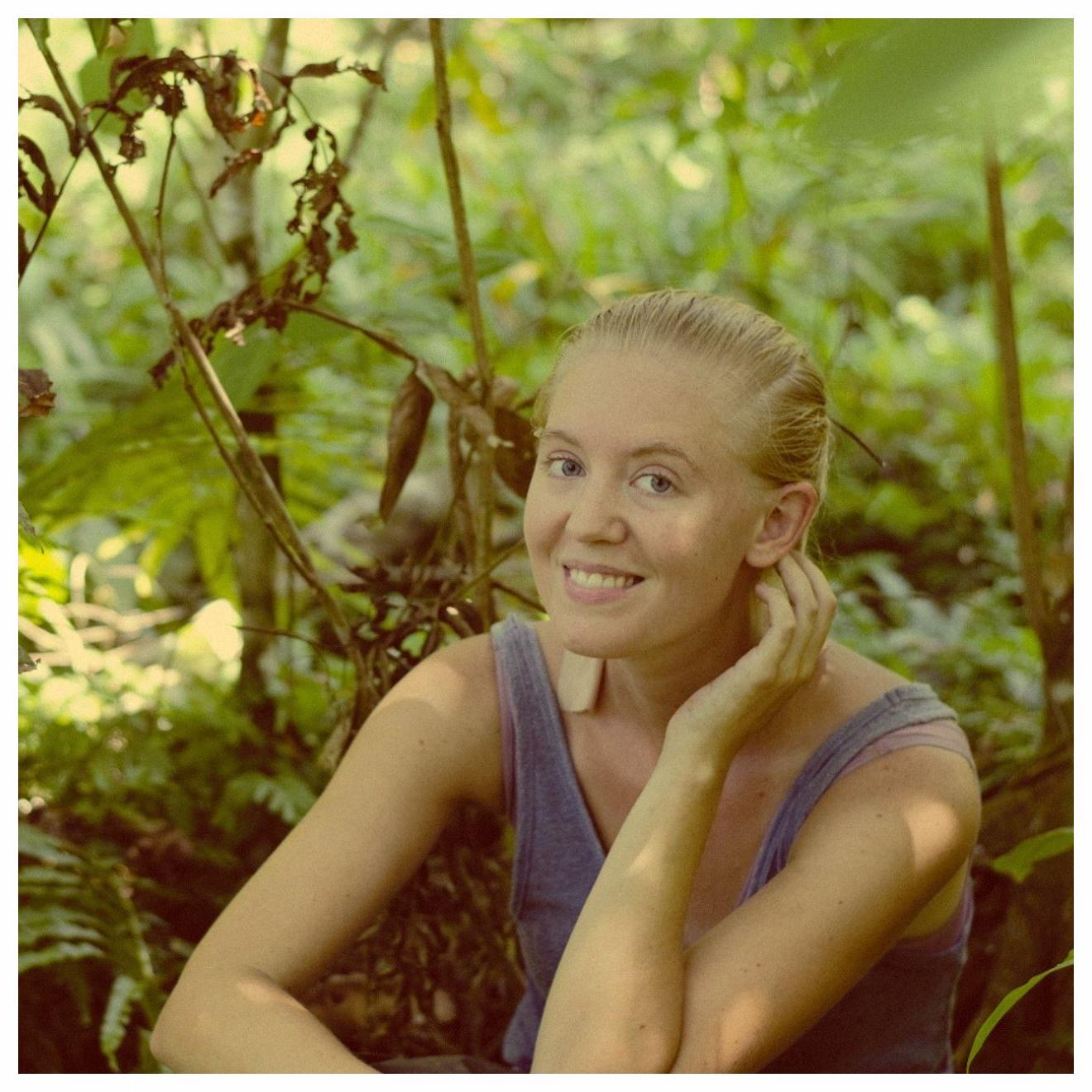 Styrelsesuppleant    Amanda Berglund   Skribent.