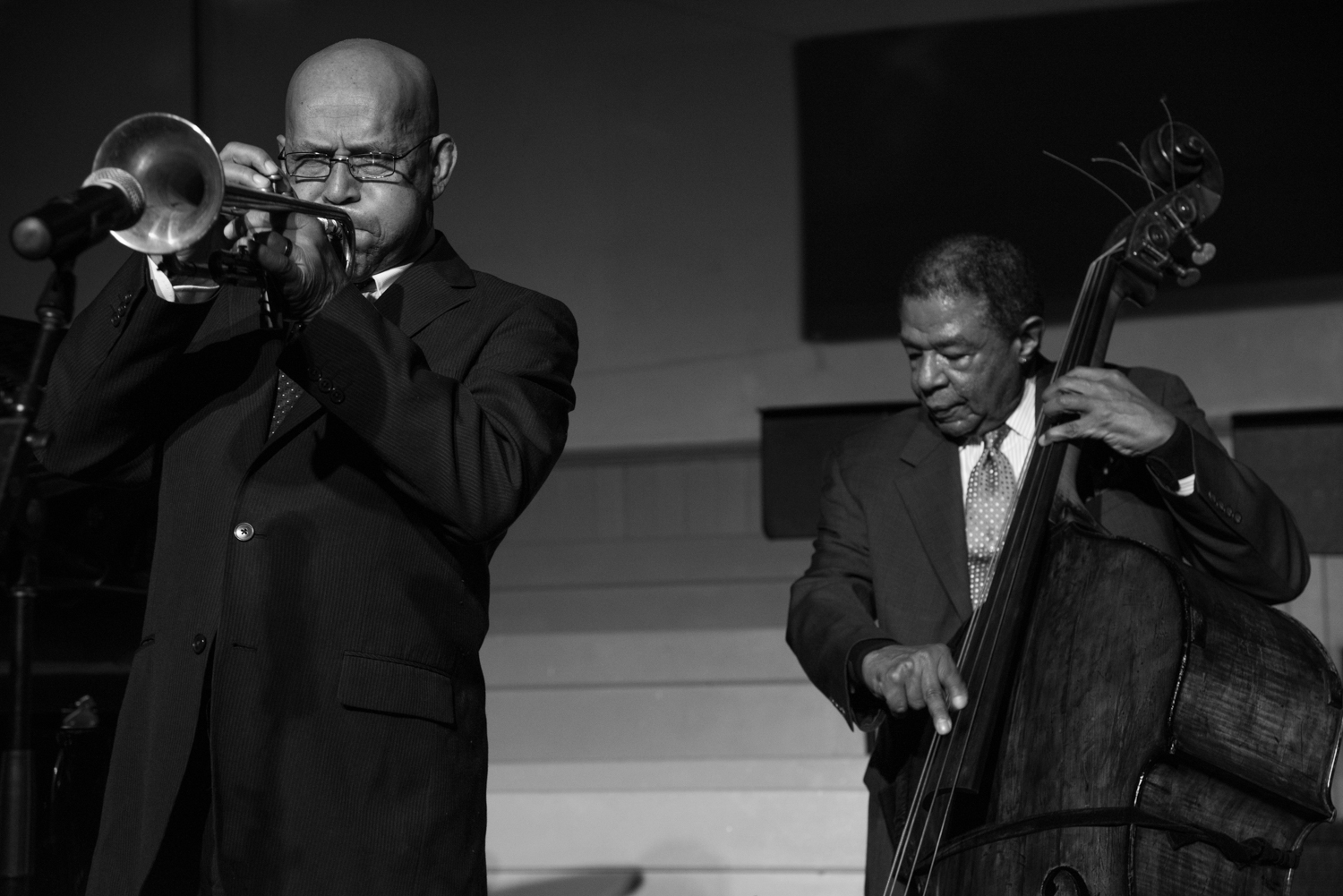 Eddie Henderson and Buster Williams