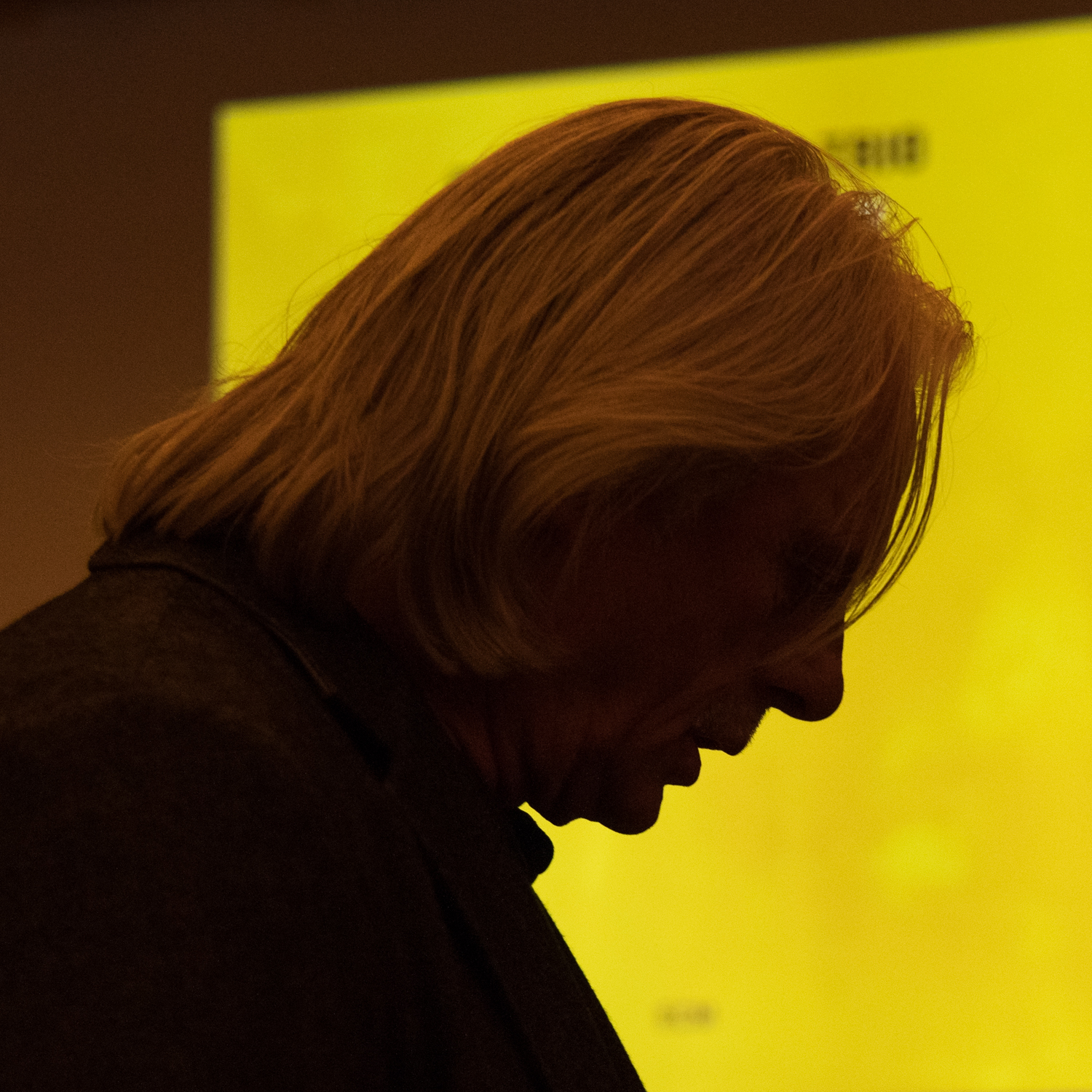 Manfred Eicher, 2016