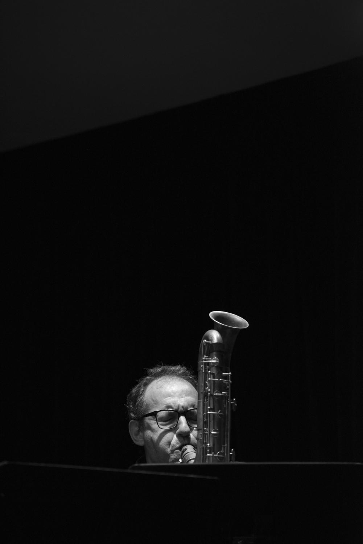 Ben Goldberg, New York 2016