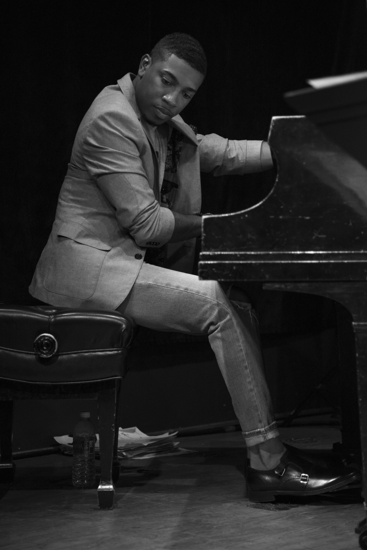 Christian Sands, New York 2016