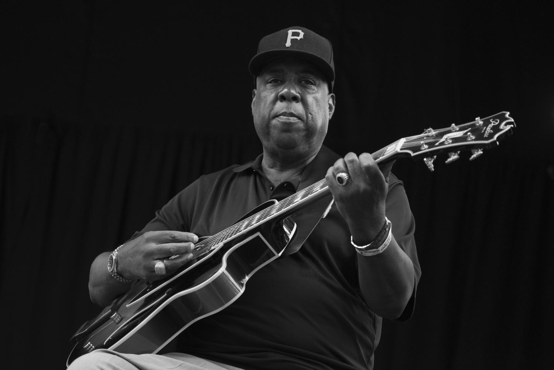 Eric Johnson, New York 2017