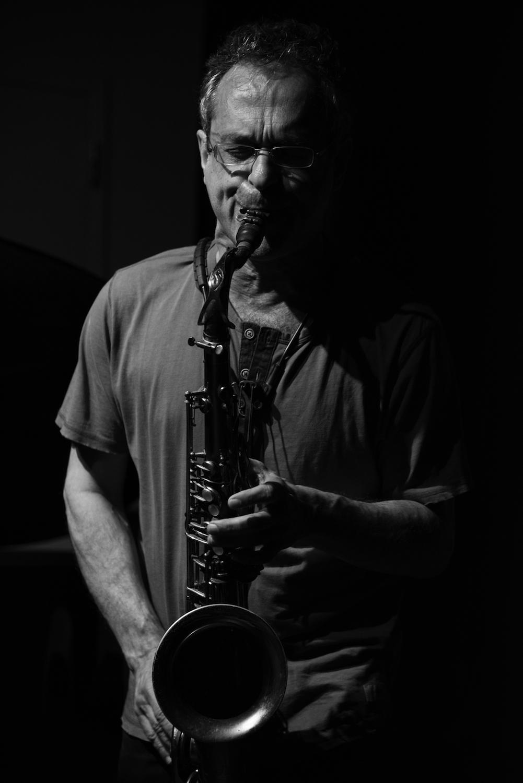 Ivo Perelman, New York 2016