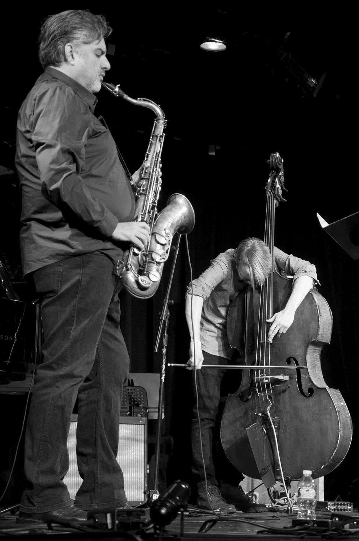 Eivind Opsvik and Tony Malaby, New York 2015
