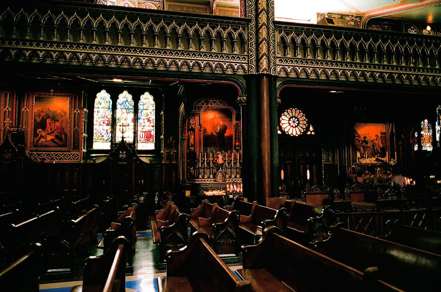 Notre-Dame Basilica #2