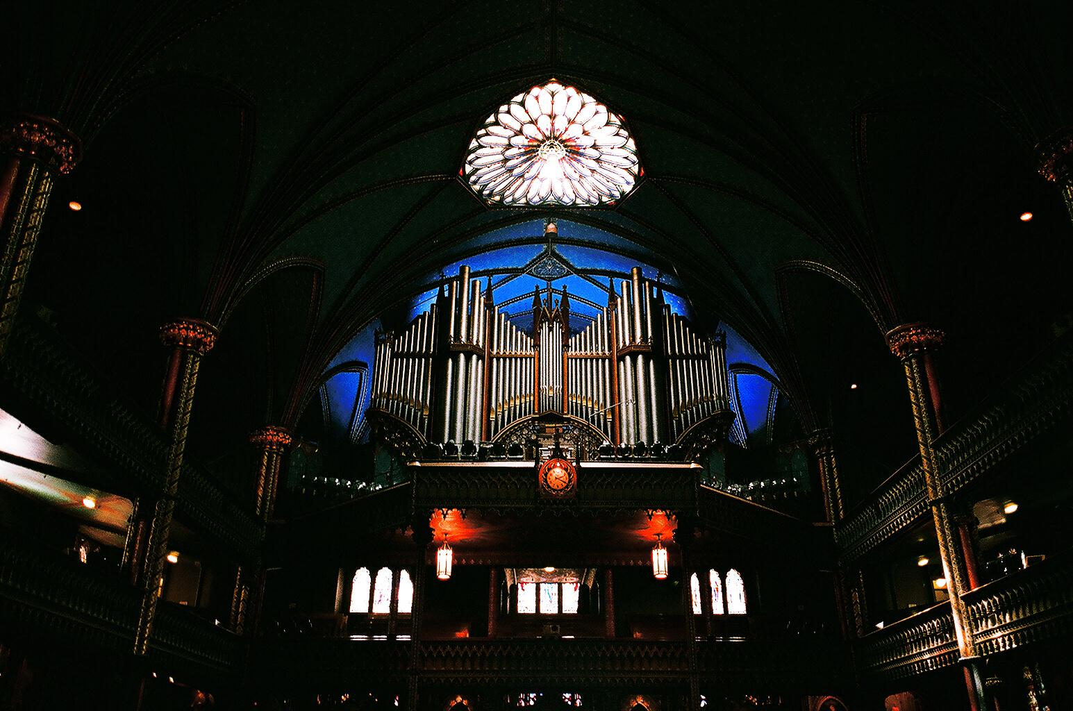 Notre-Dame Basilica #3