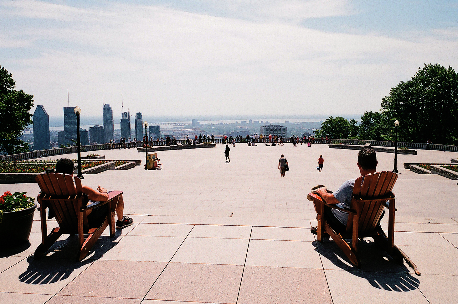 Top of the Mount Royal