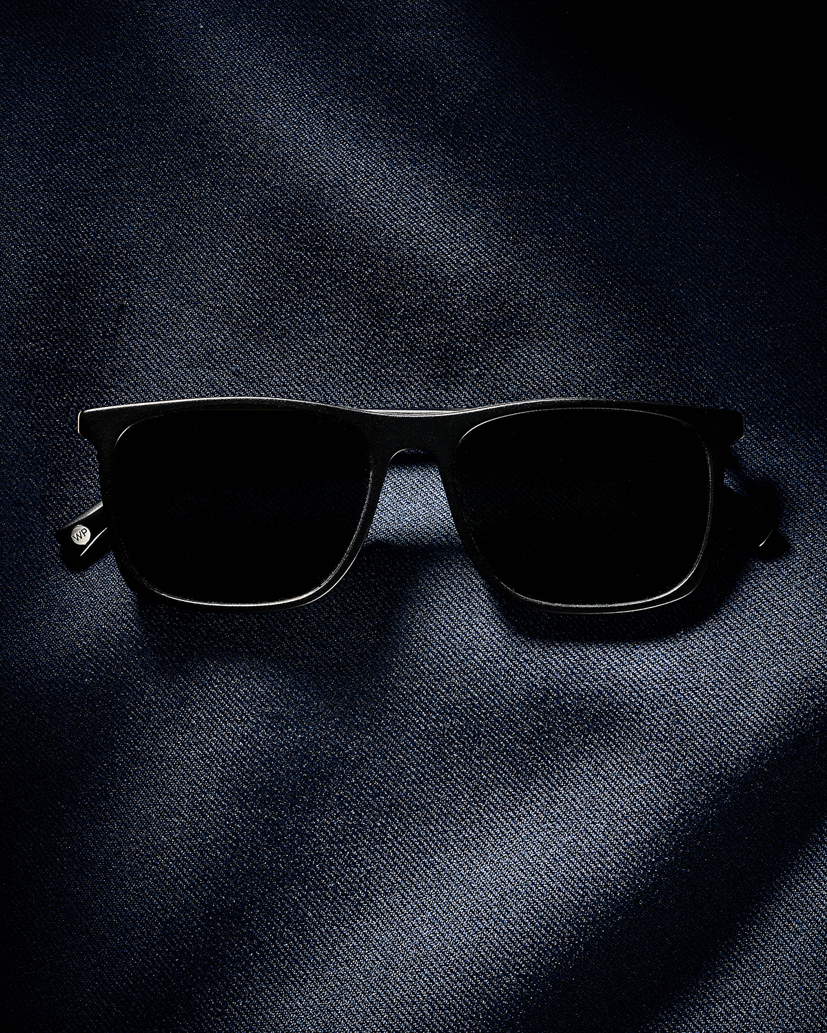 Warby Parker - Black Sunglasses