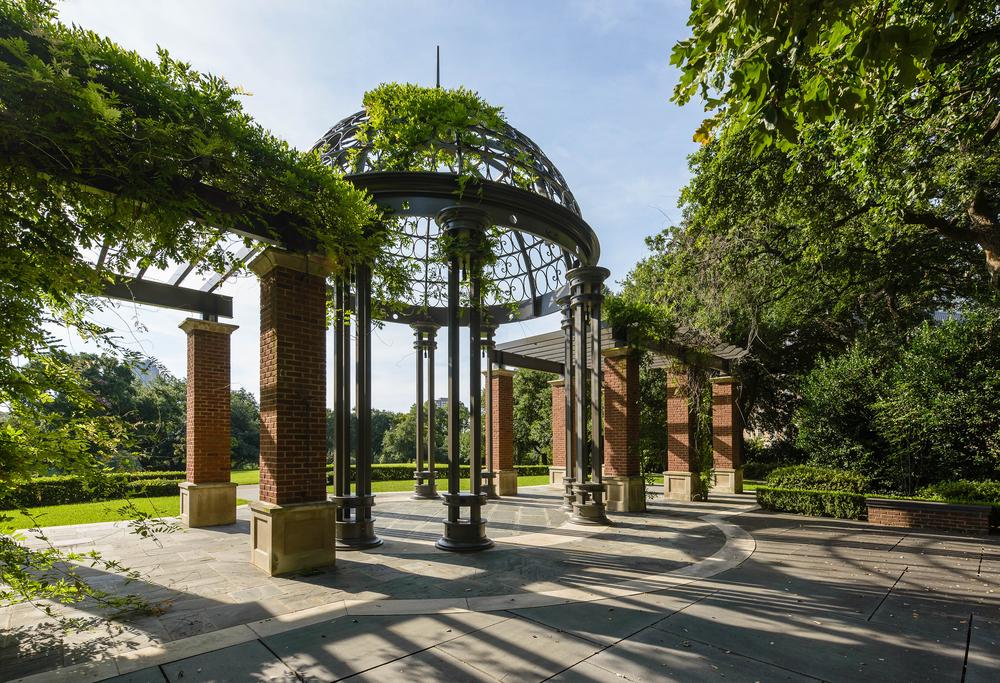 Lee Park Pavilion Dallas Texas
