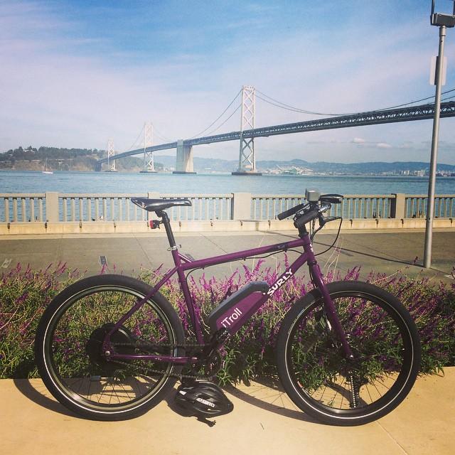 My custom Electric Bike: The iTroll.