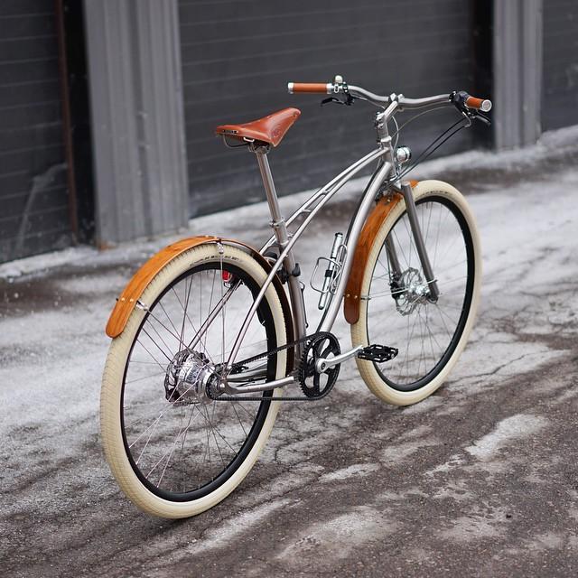 Photo by:  Budnitz Bikes