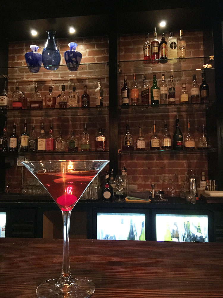 """Manhattan"" Martini"