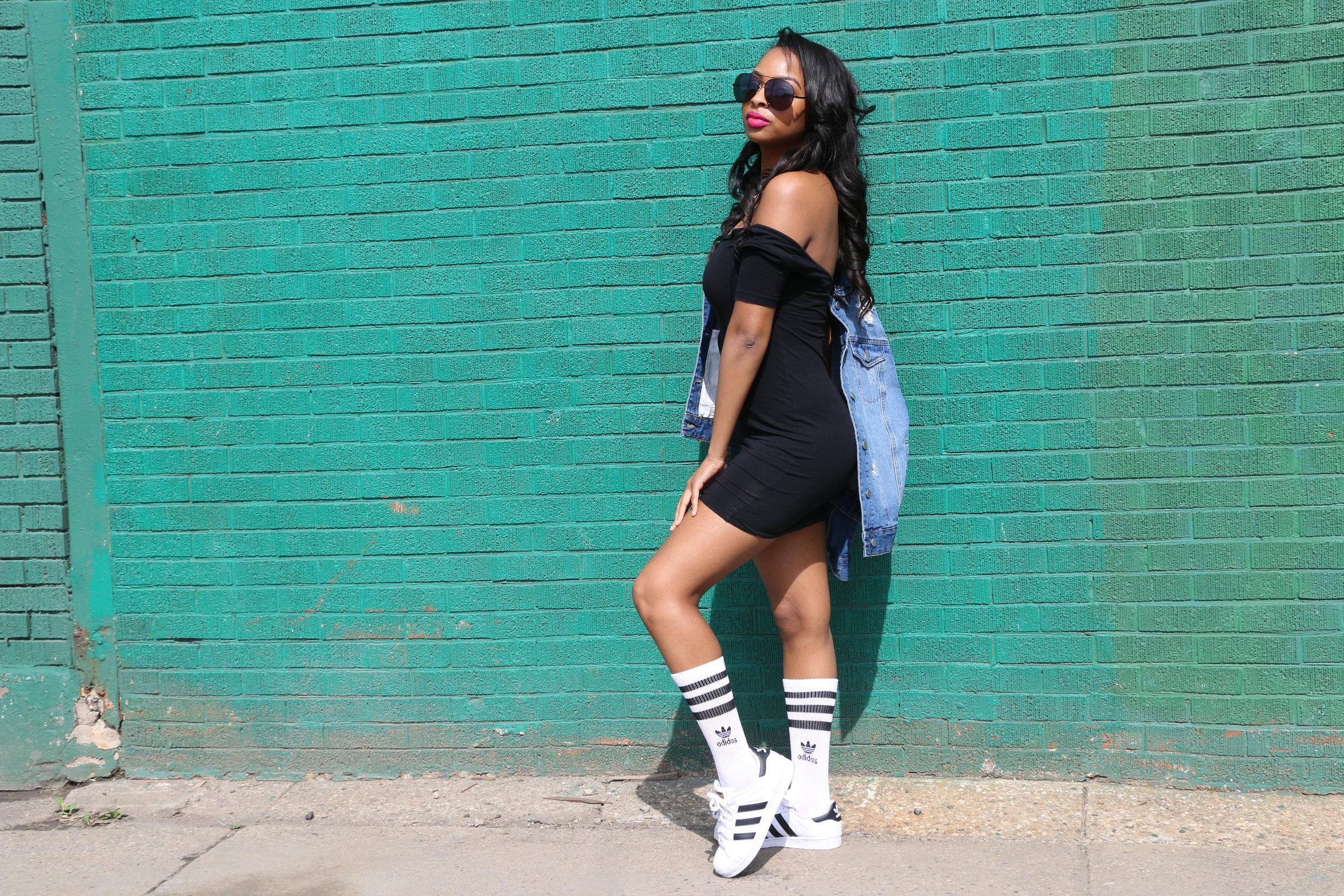 Street Style - Adidas & Chill