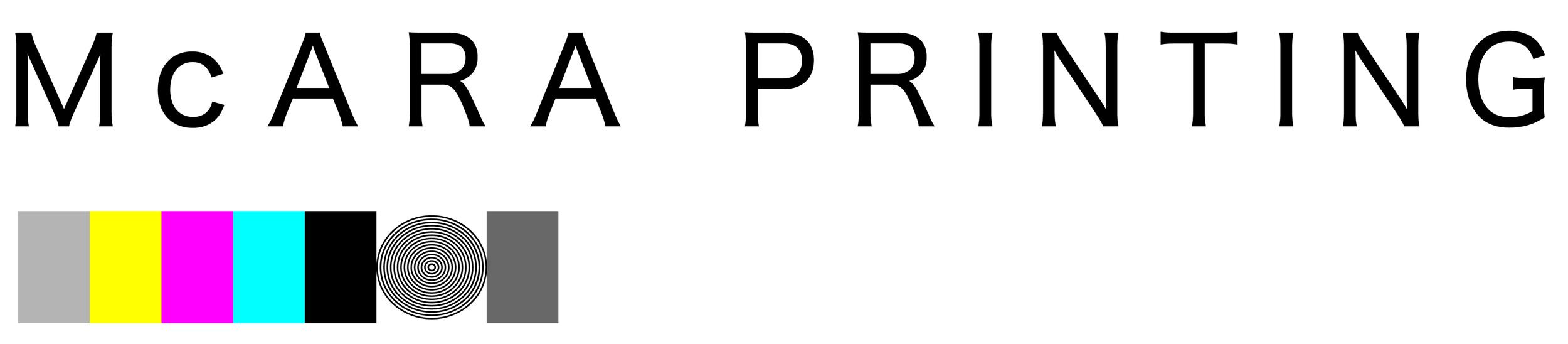 McAra Printing Logo