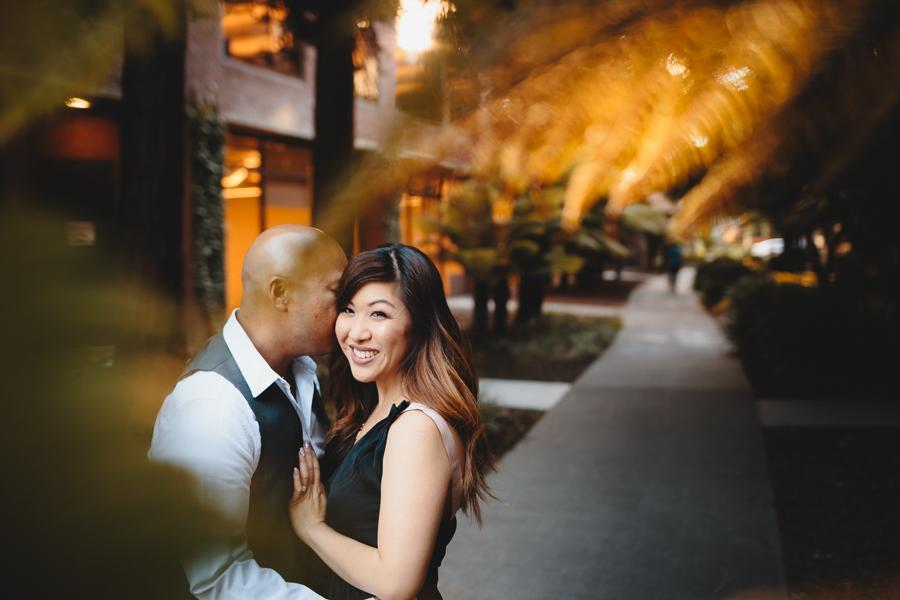 Anita & Paul 2nd Engagement @ Pier 7, San Francisco. Shot by Alex Lopez Photography.com for Apollo