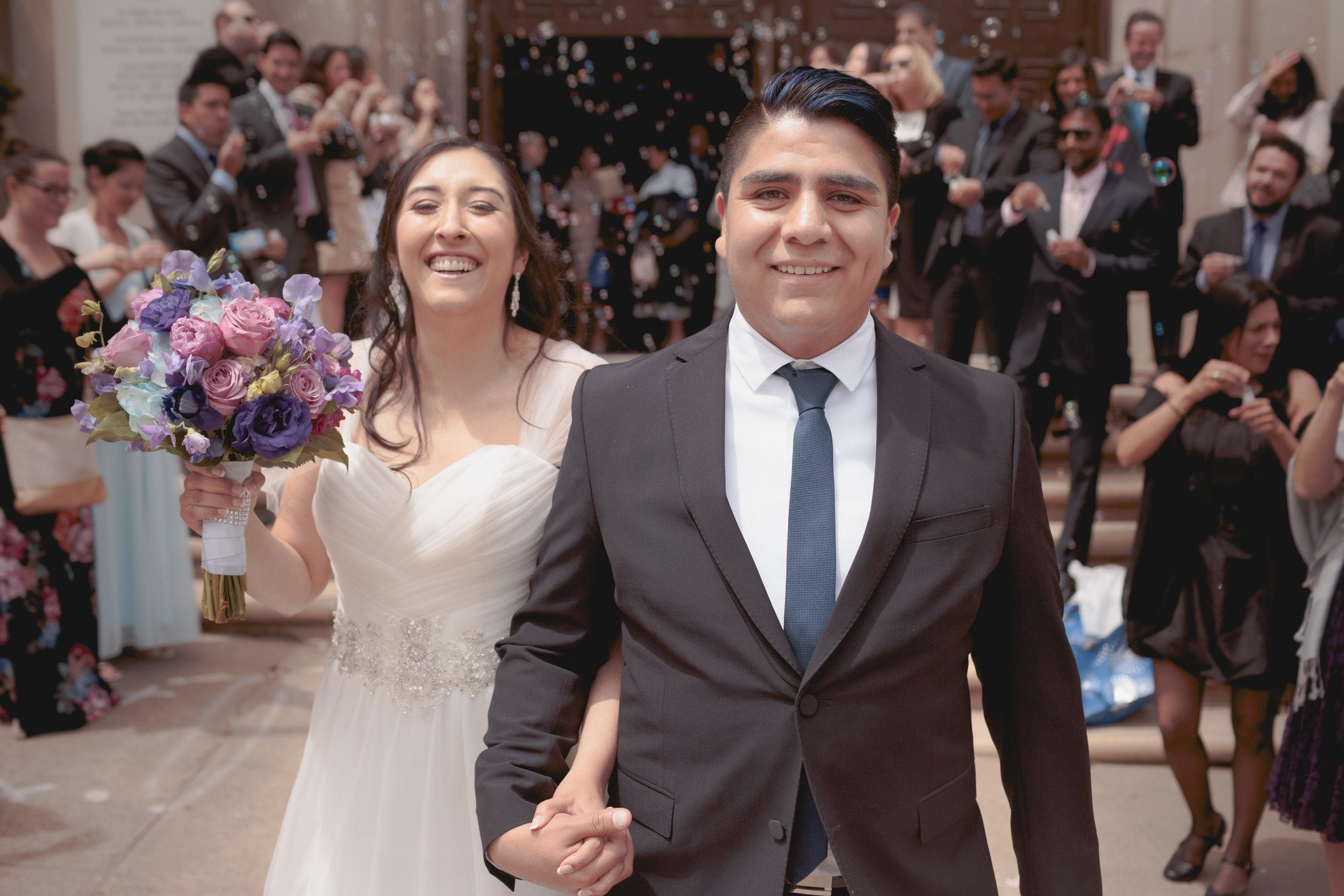 Sandy & Ed - San Francisco Wedding