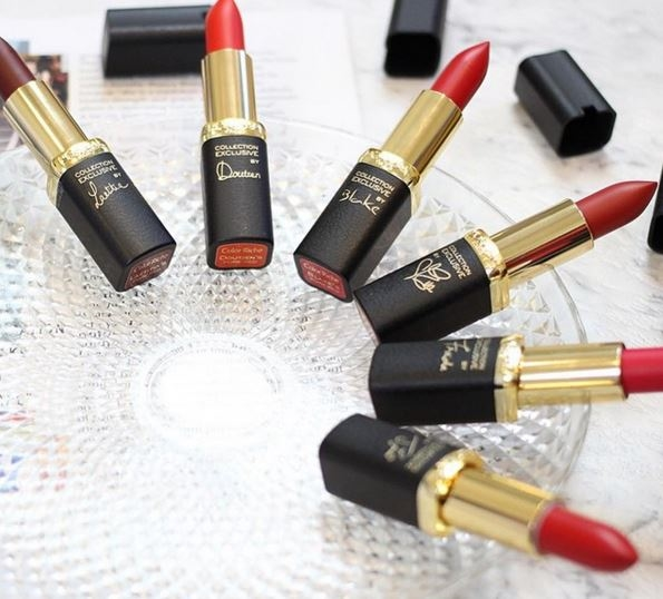 L'Oreal Red Lips.JPG