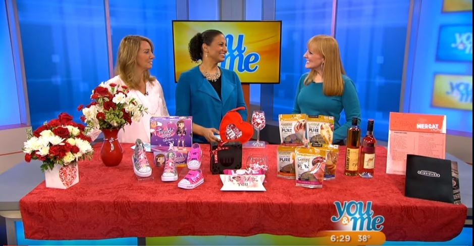 """You & Me,"" WCIU-TV, IND, Chicago"
