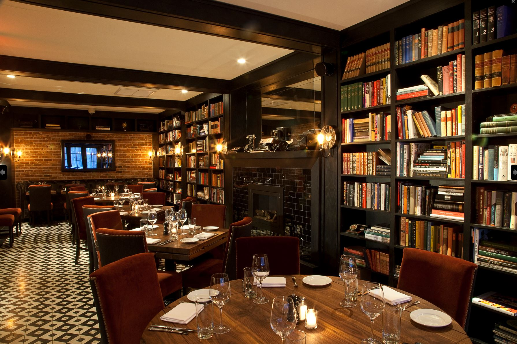 Photo: The Writing Room, 1703 Second Avenue, NYC