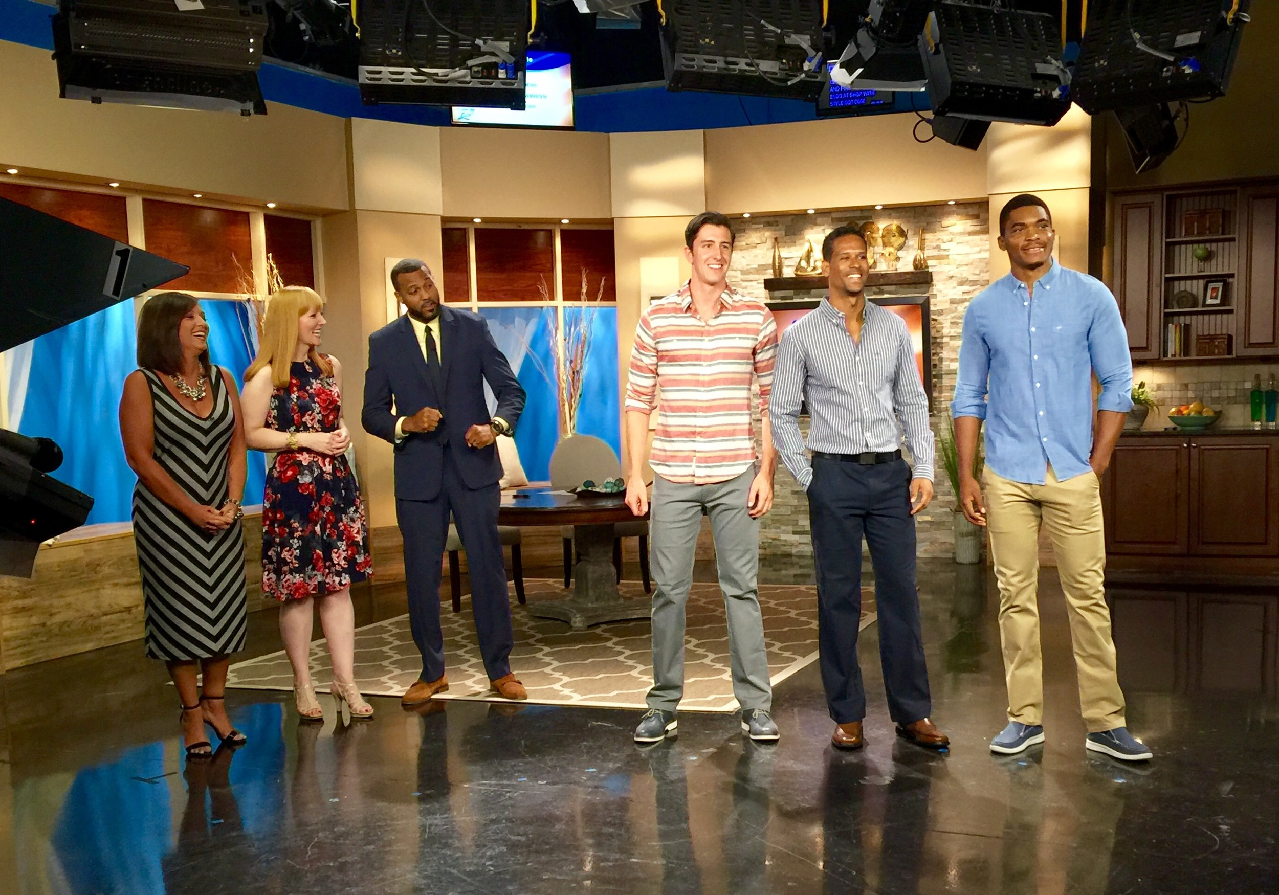 """"""" Studio 10 Live ,"""" WTSP-TV, Tampa"""