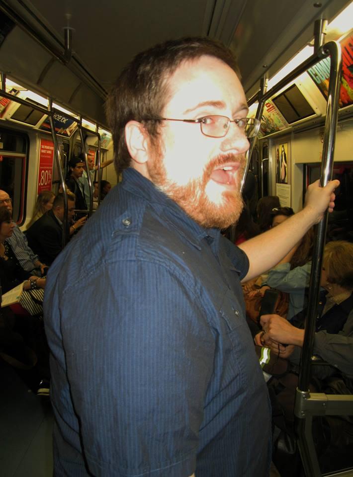 Subway Riding
