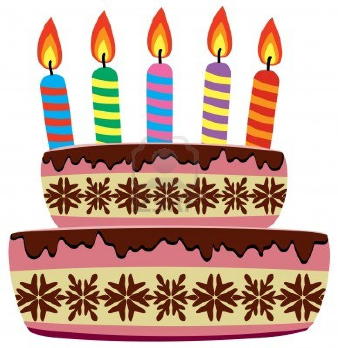 9206919-vector-birthday-cake-with-burning-candles