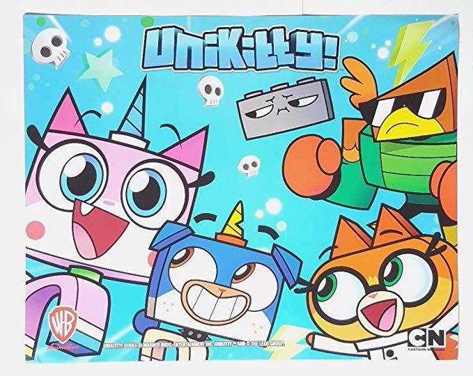 Unikitty - Click the picture for episodes, clips, and more!
