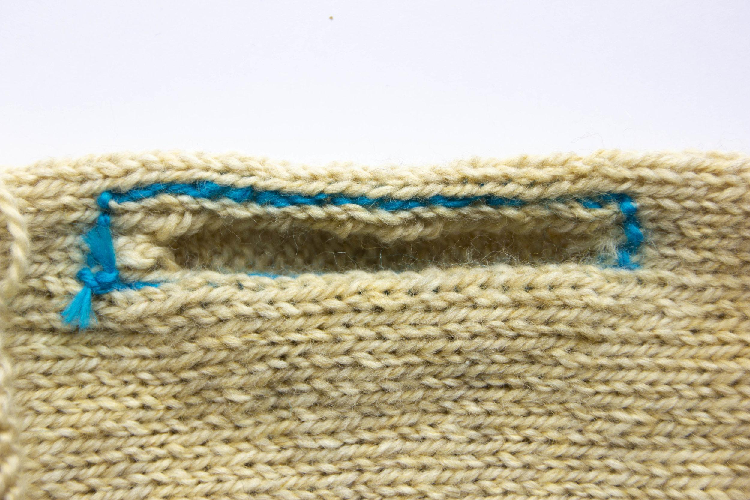 merele back stitch steek finish.jpg