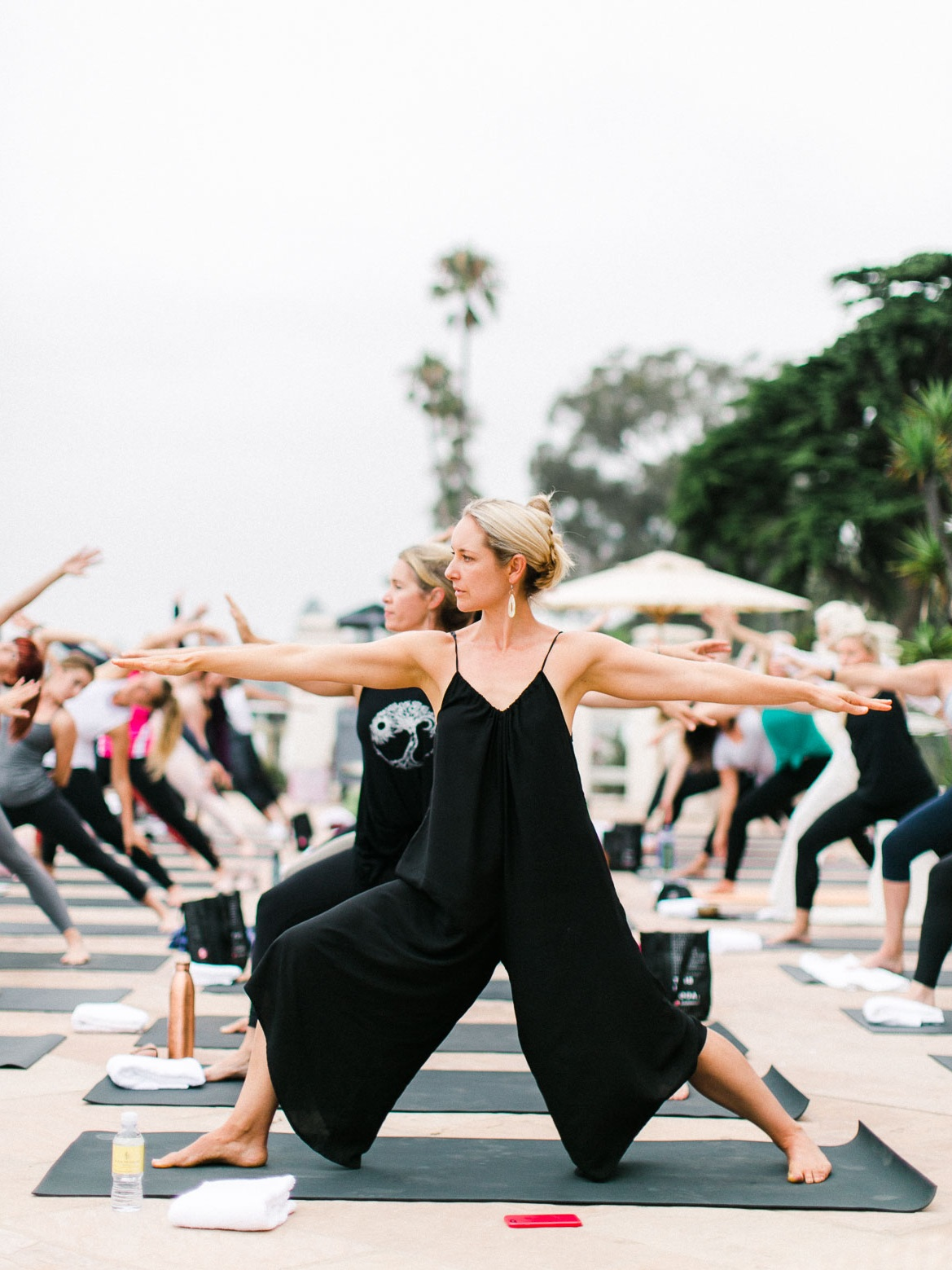 Sattva Soul Yoga Workshop + Four Seasons Biltmore + LuLulemon ©Rhianna Mercier