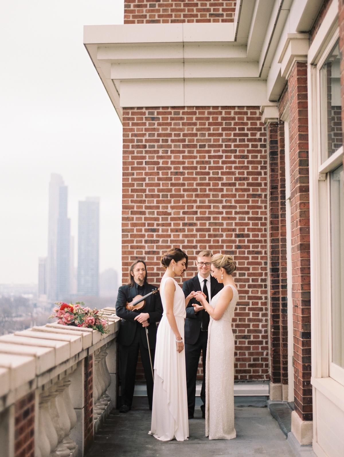 Clover Events | Intimate Elopement | Photos by Kristin La Voie Photography