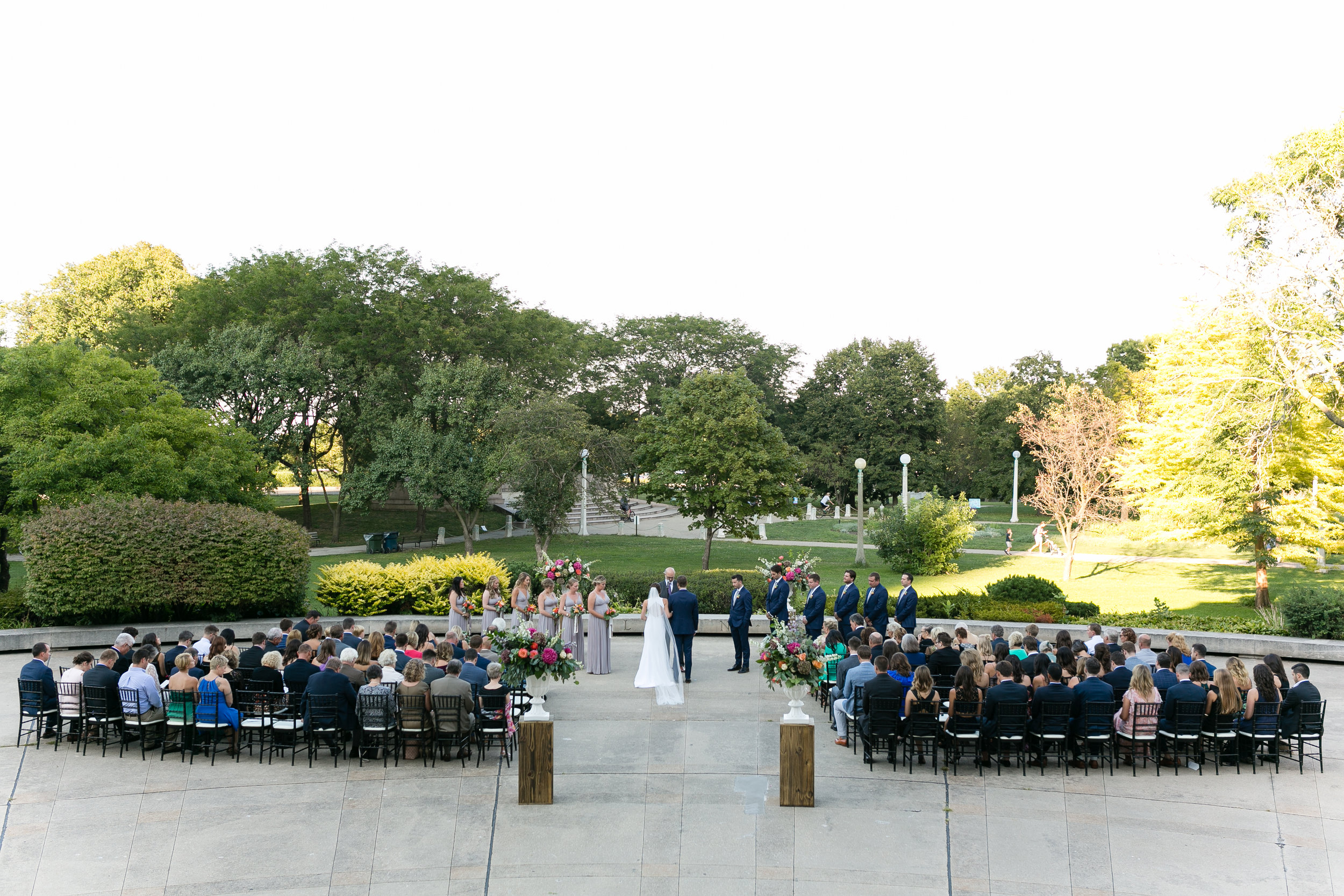 Clover Events-Chicago Wedding Planner-Chicago History Museum-Katie Wyatt Wedding