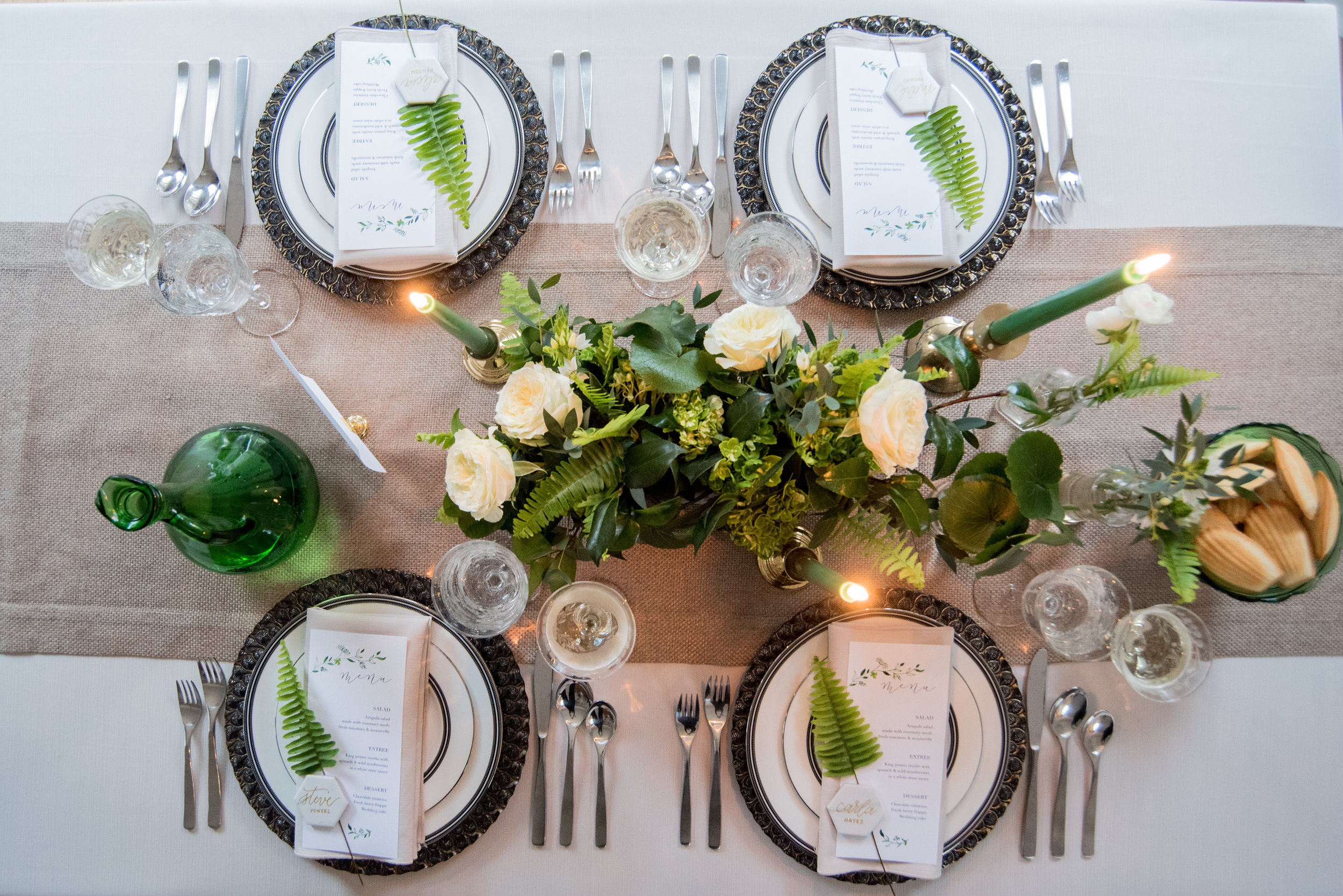 Clover Events-Chicago Wedding Planner-Day of Coordinator-Event Design-Green Wedding