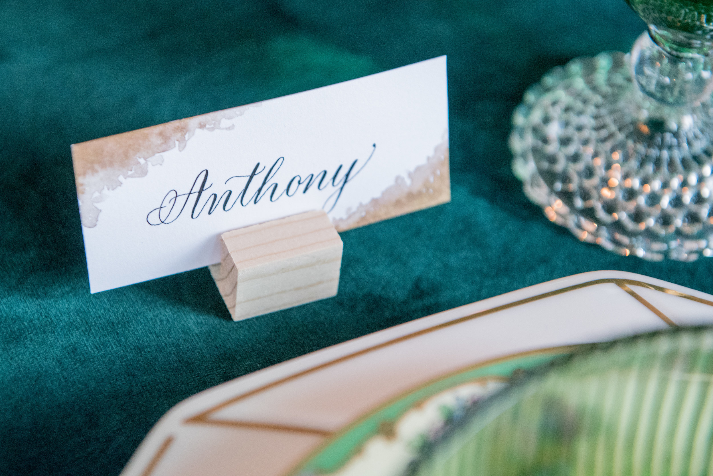 Chicago Wedding Planner-Chicago Wedding Coordinator-Chicago Day-of Coordinator-Clover Events-Green and gold wedding-Wedding Inspiration-St Patricks Day