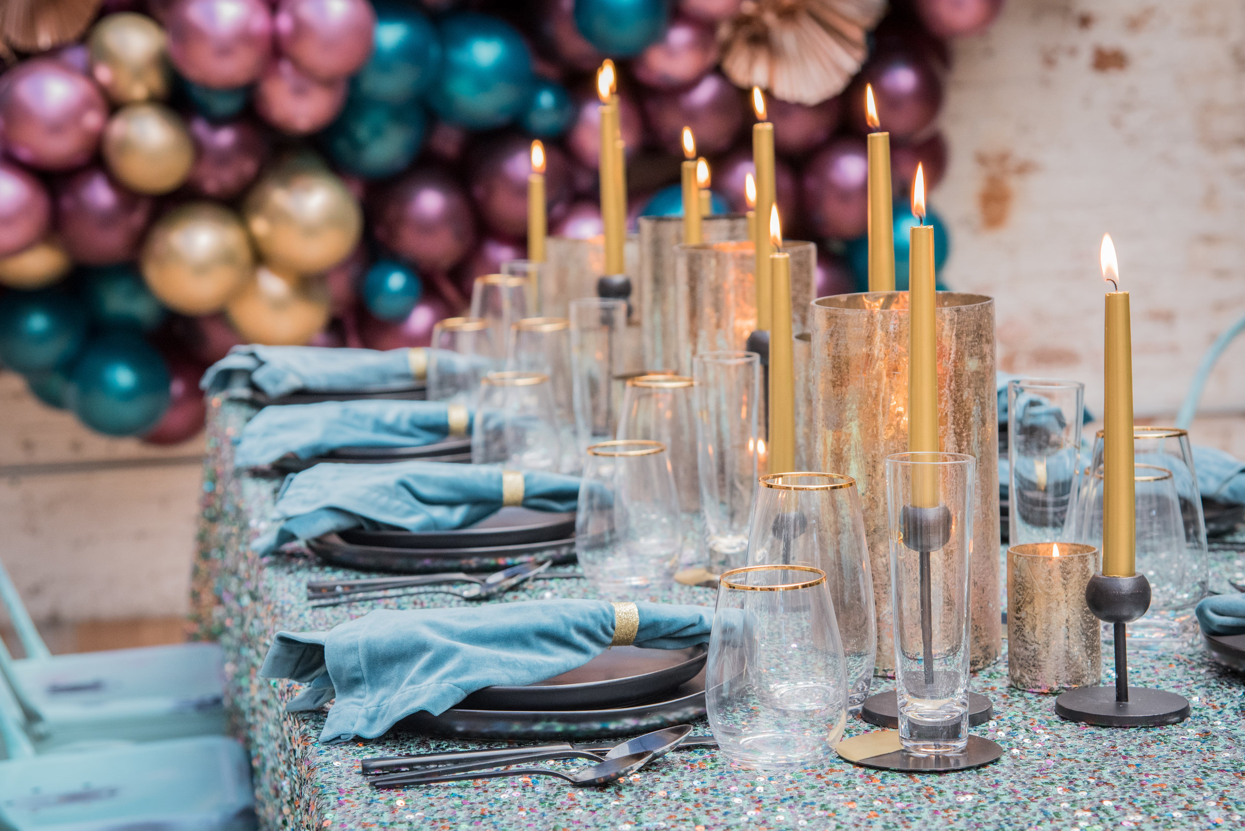 New Years Eve-Chicago Wedding Planner-Chicago Wedding Coordinator-Clover Events-The Joinery