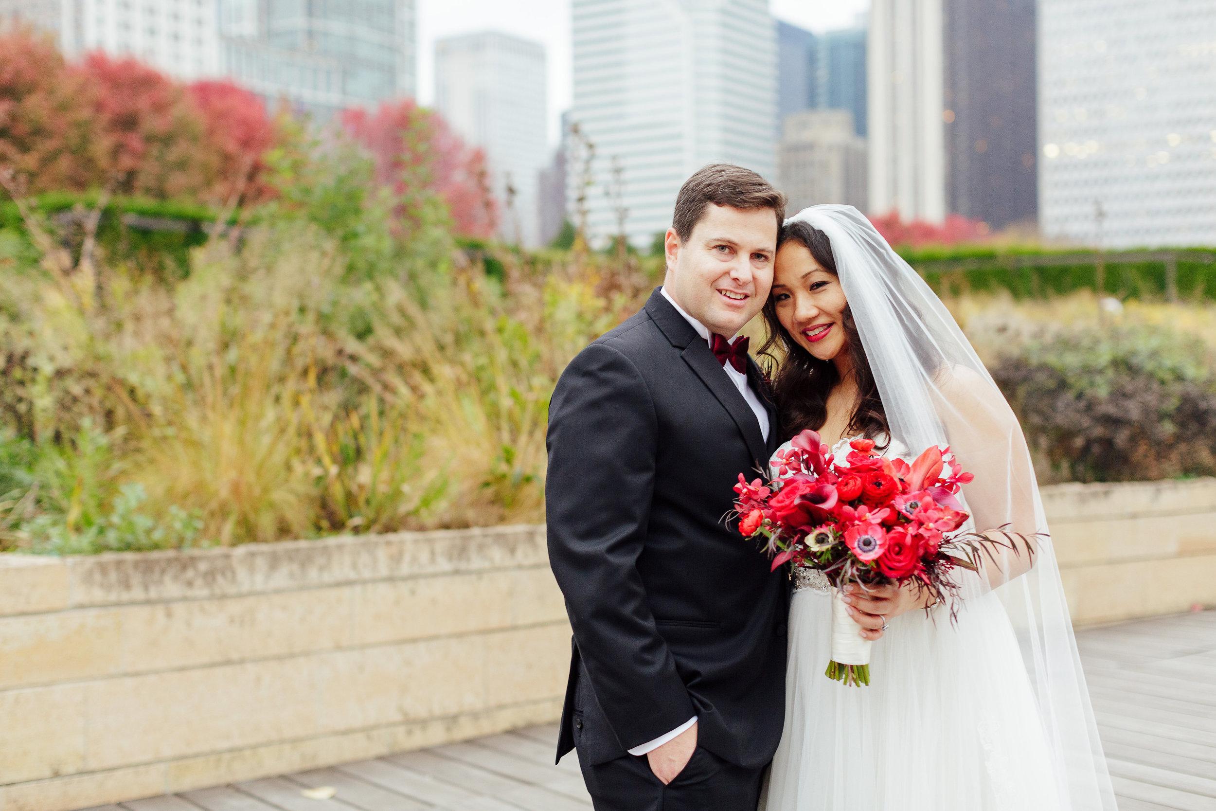 Clover Events | W City Center Wedding | Sarah Postma Photography