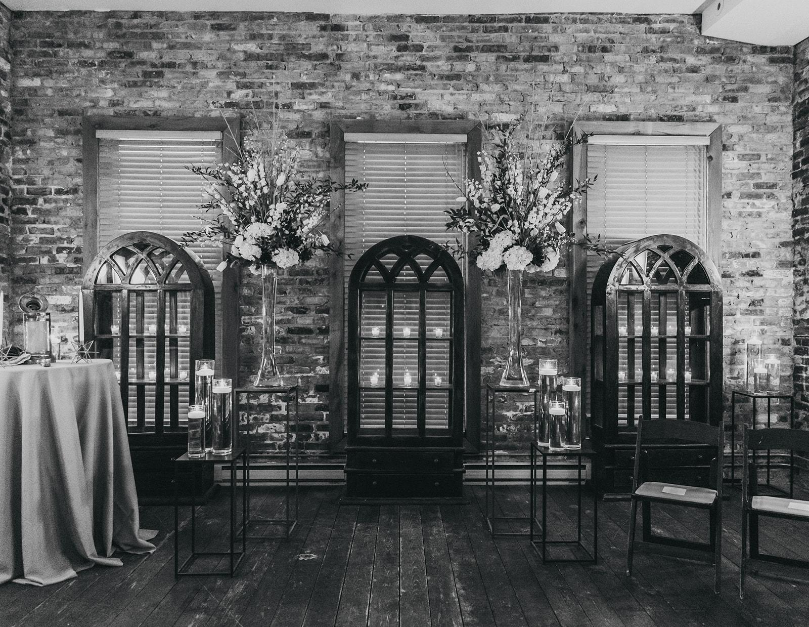 Clover Events | A New Leaf Wedding | Monroe Street Photography
