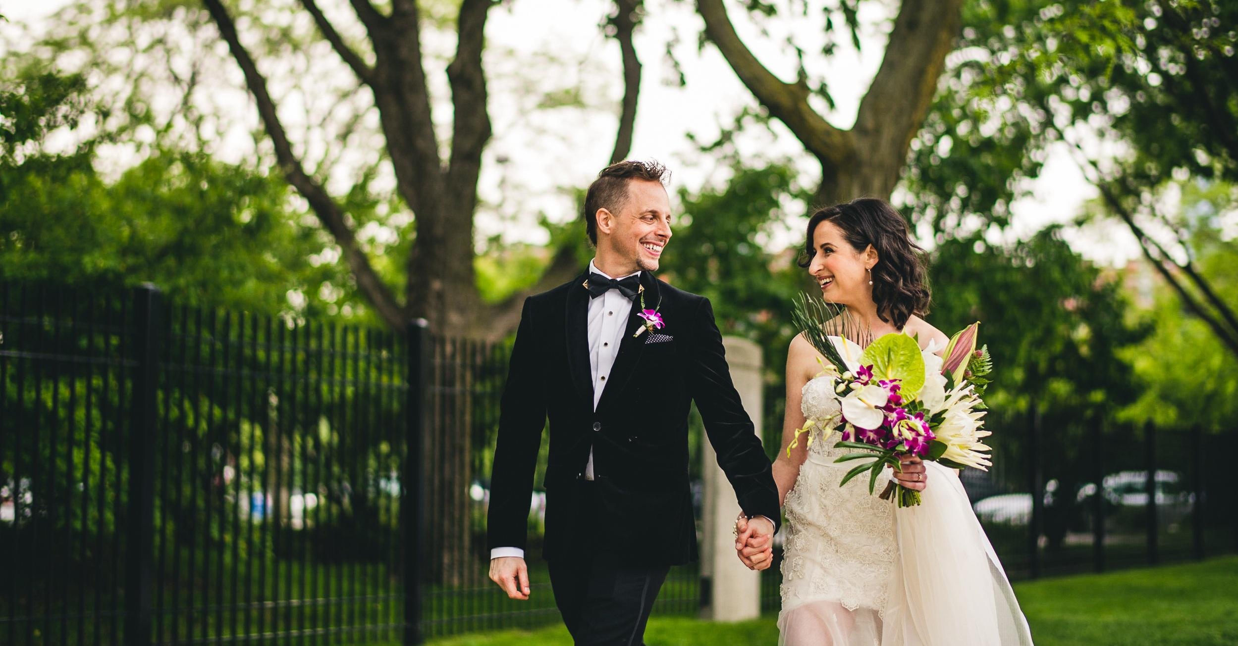 Detailed Summer Wedding -