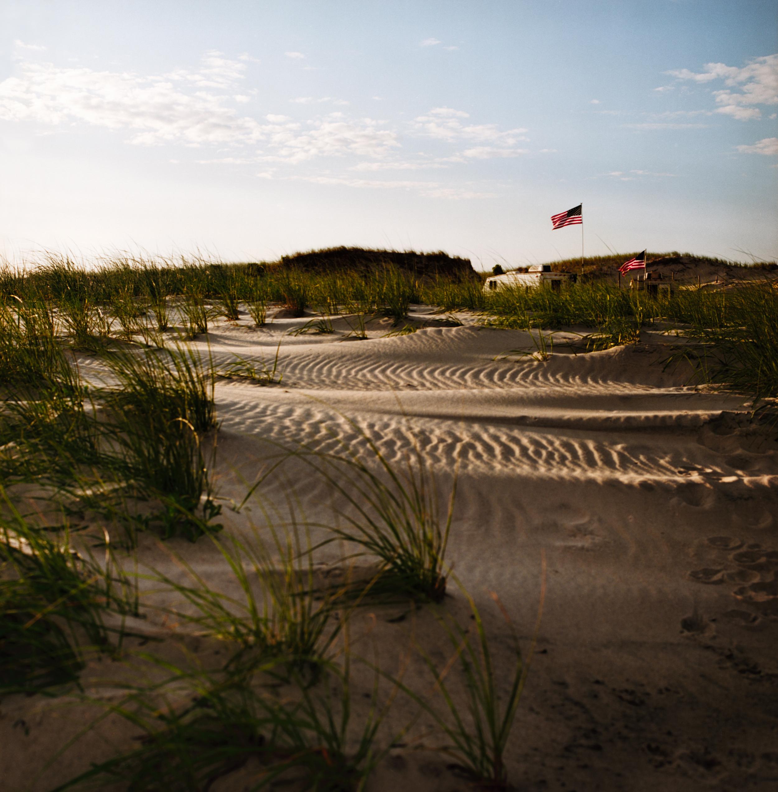 Patriotic dunes