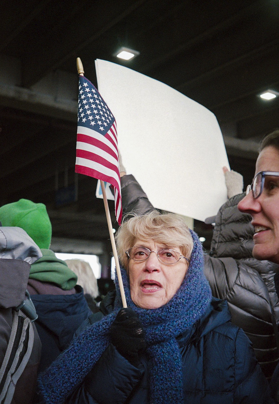 Airport march