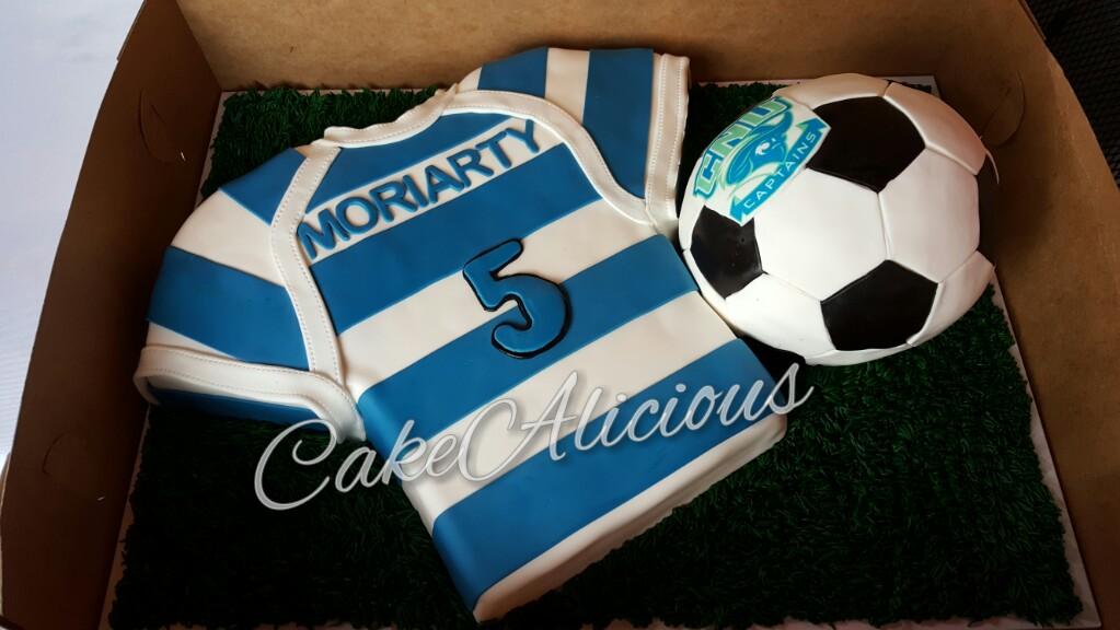 Jersey n Soccer Ball Grooms Cake.JPG