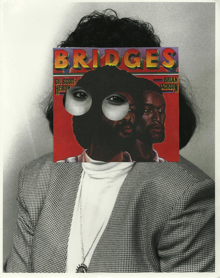 Mask#5,MasksSeries / collage