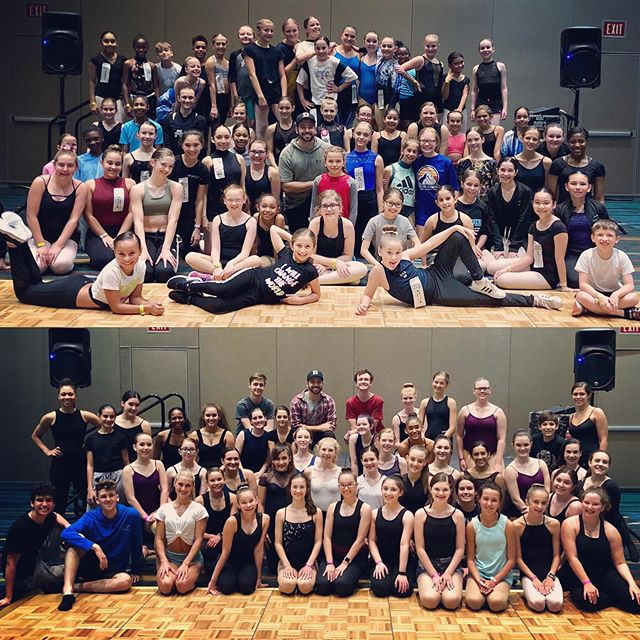 Kicked off the summer with my @dancedea fam in West Palm Beach, FL this past week! Another great nationals in the books! Thanks so much to my fellow DEA faculty & staff for helping put together a wonderful event & for being the best people to work alongside; thanks to all the studios, teachers, & students who came & shared their talents with us on stage & in classes, it was truly a pleasure; & an extra special thanks to my friend Fran Peters for always trusting in me & allowing me this platform to share my knowledge & love of dance! So so grateful to get to do what I love to do for my job 🙏🏻 #dance #educate #inspire #danceeducateinspire #dea #danceeducatorsofamerica #deanationals2019 #westpalmbeach #florida #dancer #choreographer #teacher