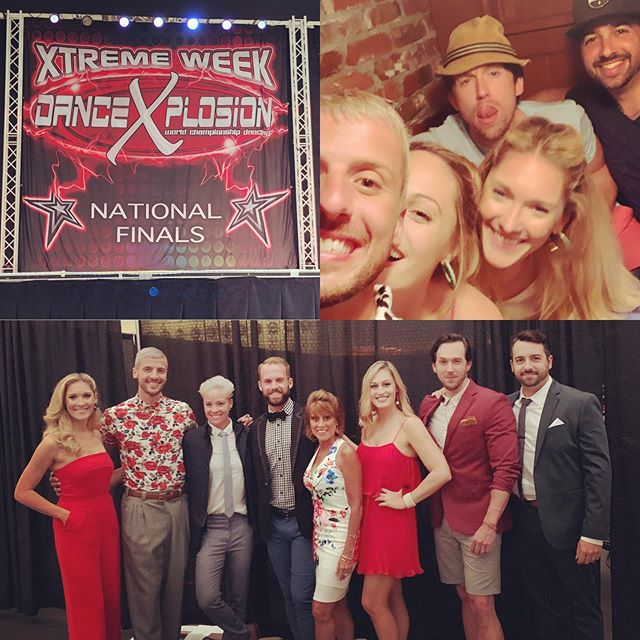 The second week of my summer tour was spent with these wonderful people at @dance_x_plosion's National Finals in Wildwood, NJ! It was a great event, filled with terrific talent. Grateful to have been a part of it & thankful to have met & spent some time with these amazing humans! Thank you to all the studios, teachers, choreographers, & students for sharing your love of dance with us & thank you to Rich for having me! #dance #danceeducation #dancecompetition #danceeducator #judge #dancexplosiontalent #dancexplosionnationals2019 #wildwood #newjersey #nj #lovewhatido #frequenttraveller #nakoa #nakoastudios #nakoanetwork