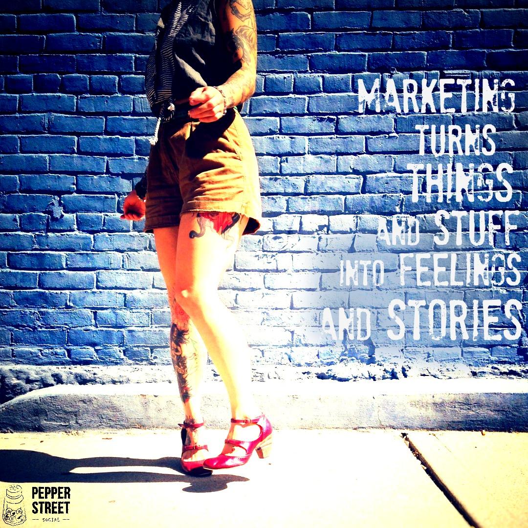 2016.10.24 Instagram - Marketing turns things & stuff ....jpg