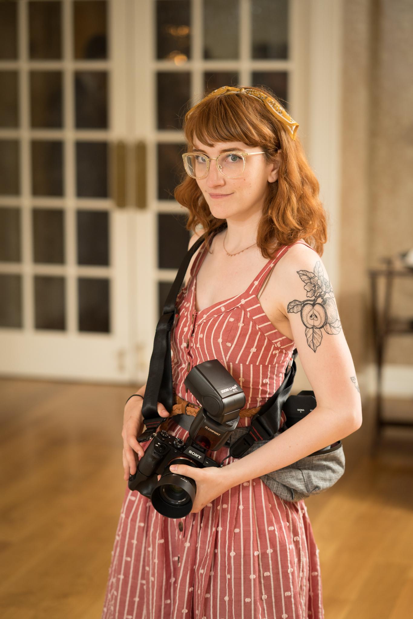 Jenna Pastore, Associate Shooter