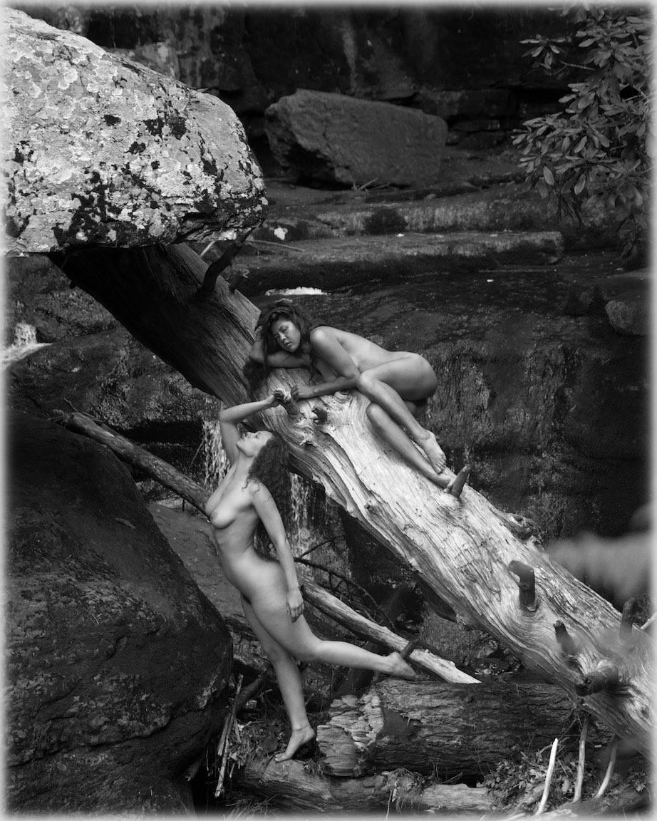Photo: Niel Galen, North Brunswick, NJ. With model Nadine Theresa Stevens.