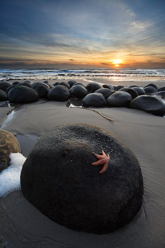 Bowling Ball Beach